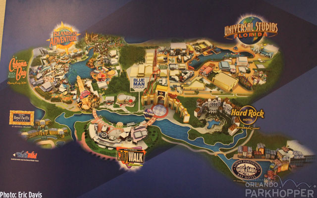 MiceChat - Orlando Parkhopper, Universal Orlando - Universal Orlando on