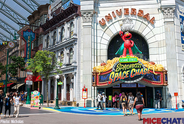 Review of Universal Singapore Sesame Street Spaghetti ...Universal Studios Singapore Sesame Street Spaghetti Space Chase