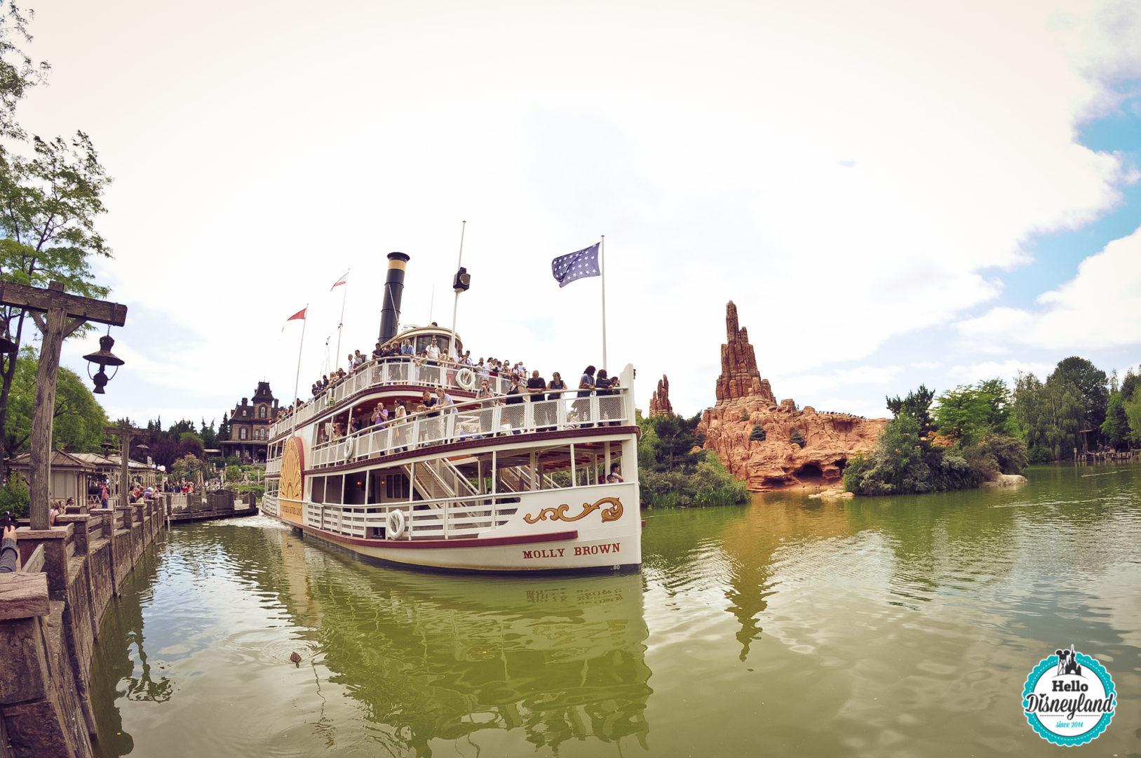 MiceChat - Disneyland Paris, Features - Inside Disneyland