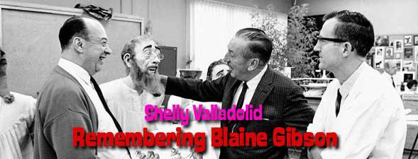 Remembering Disney Legend Blaine Gibson