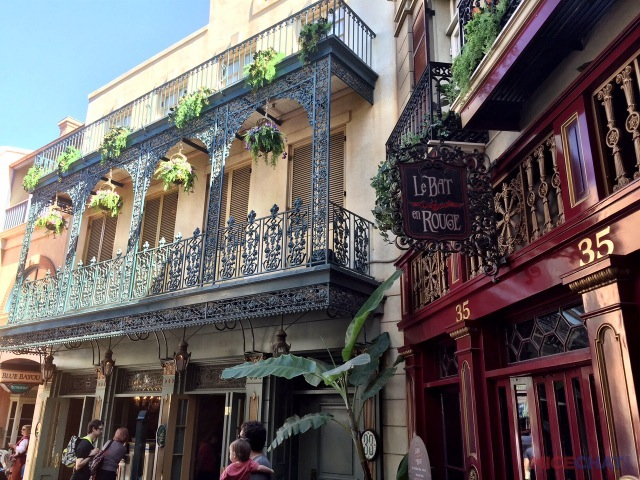 MiceChat - Disneyland Resort, Features - Disney's New Orleans Square