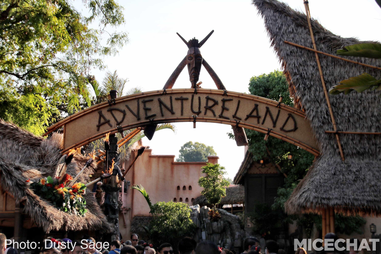Dusty Adventureland Disneyland Micechat