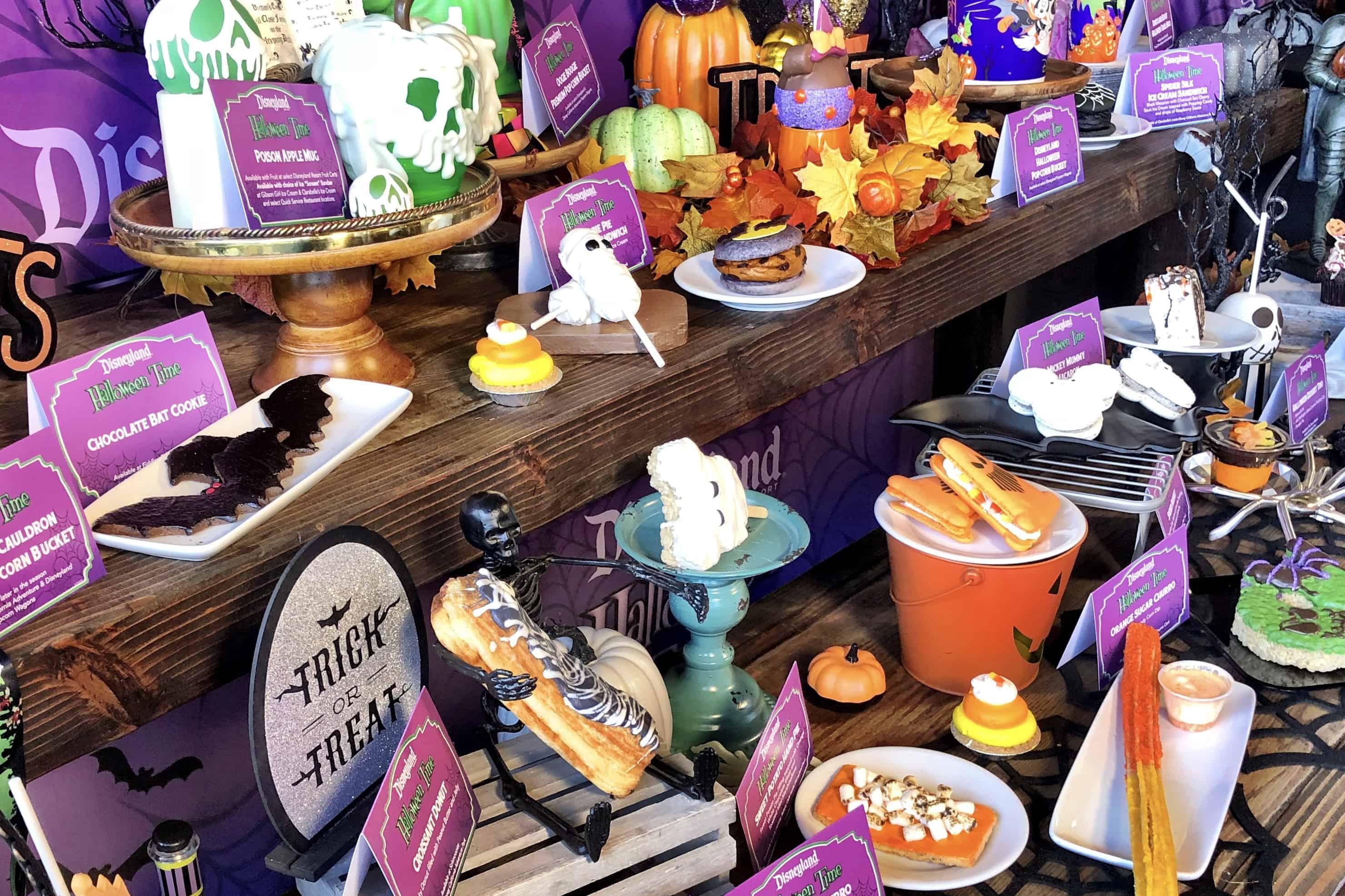Disneyland Halloween Popcorn Bucket 2018.Micechat Disneyland Resort Features Top 10 Disneyland