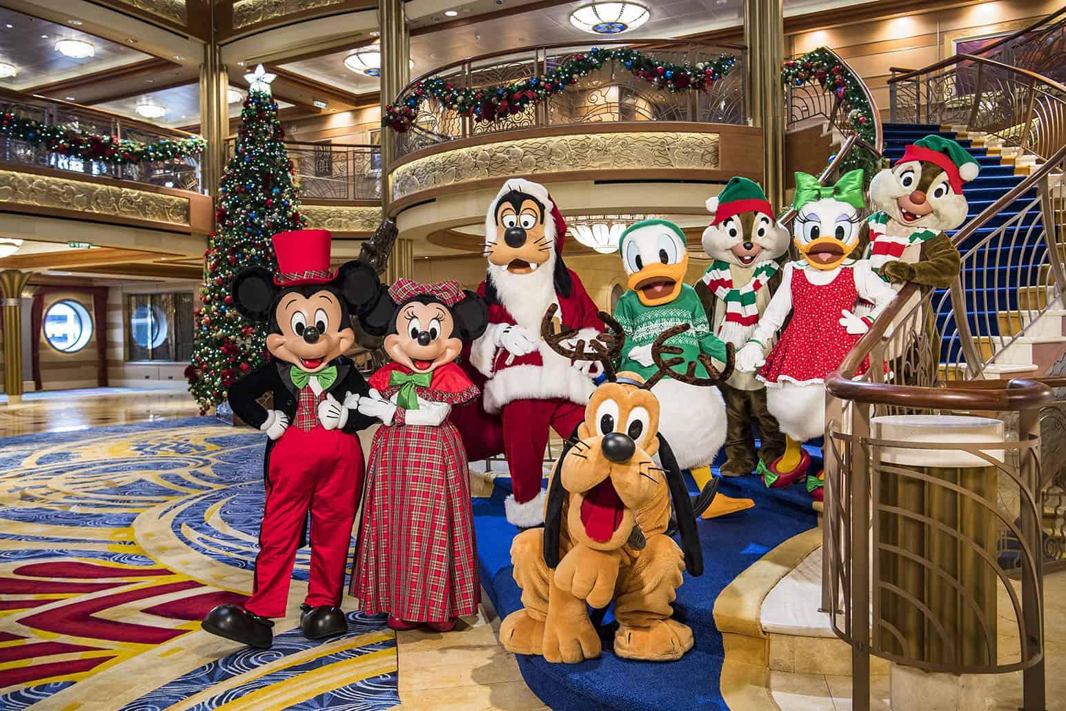 2020 Christmas Cruise MiceChat   Disney Cruise Line, News   Disney Cruise Line Awaits