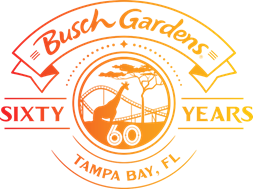 Busch Gardens Tampa's 60th Anniversary Celebration New Offerings