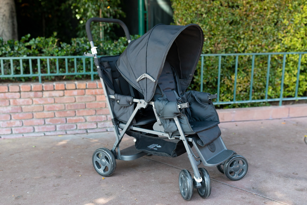 New Disneyland Rules - Smoking Out and Smaller Strollers