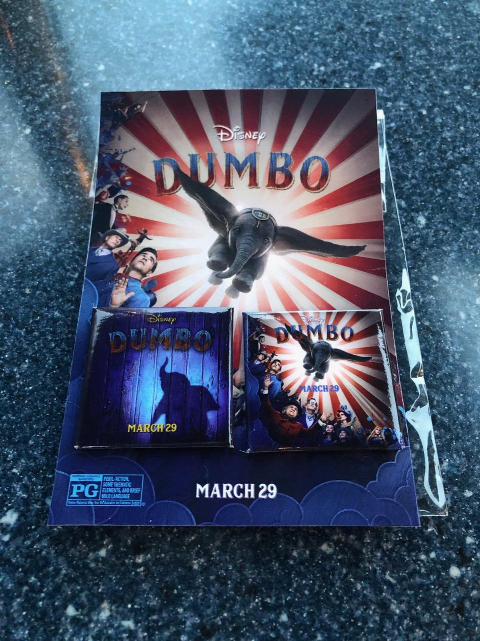 209bb3739893c Disneyland Celebrates Dumbo with Preview and Merchandise