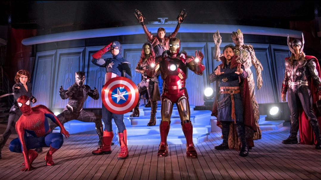 967fa53de4a Avengers Assemble – Marvel 101 at the Disneyland Resort