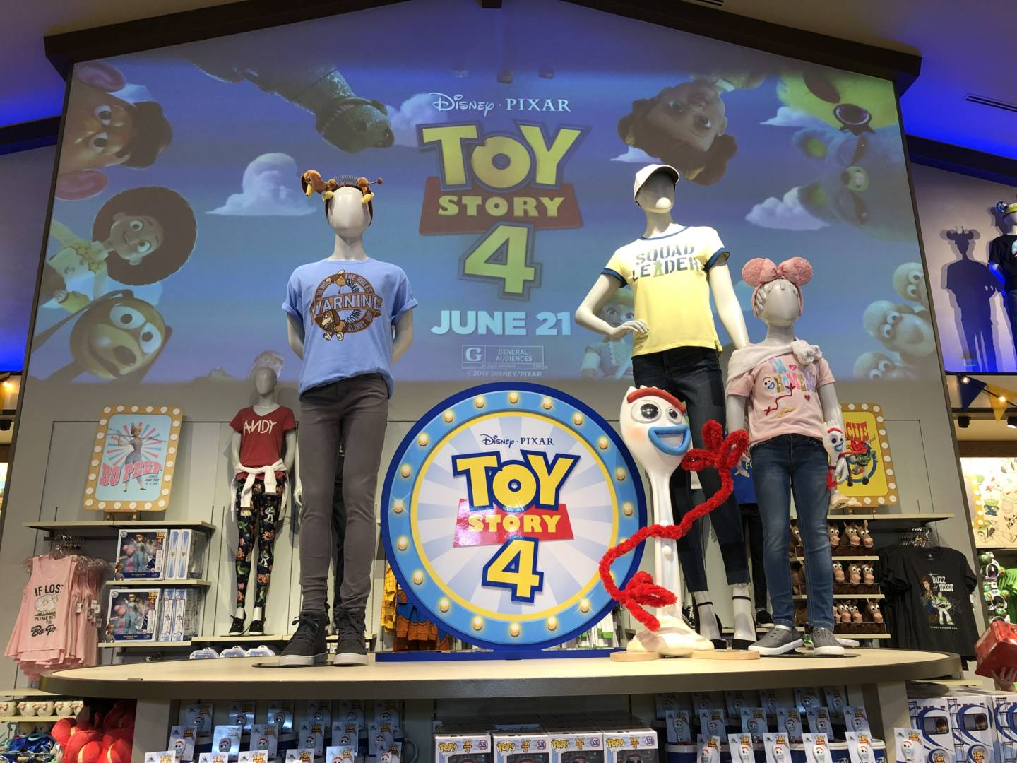 Toy Story 4  Minis BONNIES TOYS NEW