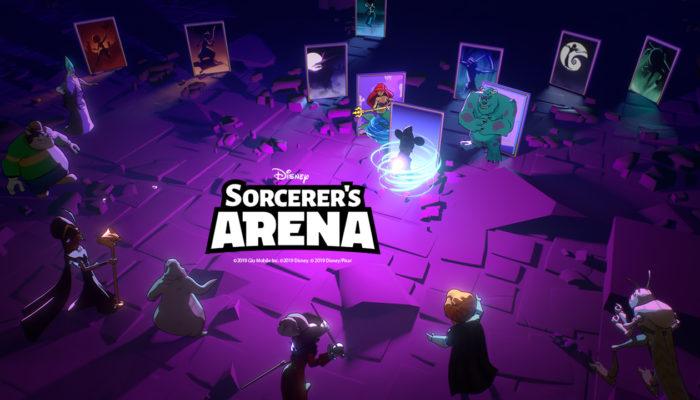 Noe Valladolid: Disney Sorcerer's Arena in BETA - How to Get In