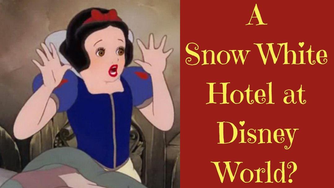 Snow White Hotel At Disney World Micechat