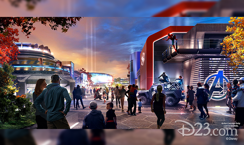 Disney Parks Announces Experiences, Products, and Plans for D23 Expo 2019