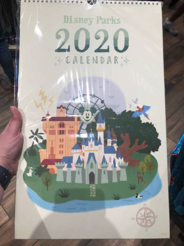 Disneyland Calendar 2020.Disneyland Merchandise Update Find Your Laughing Place
