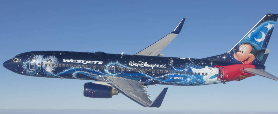 Image result for disney airlines