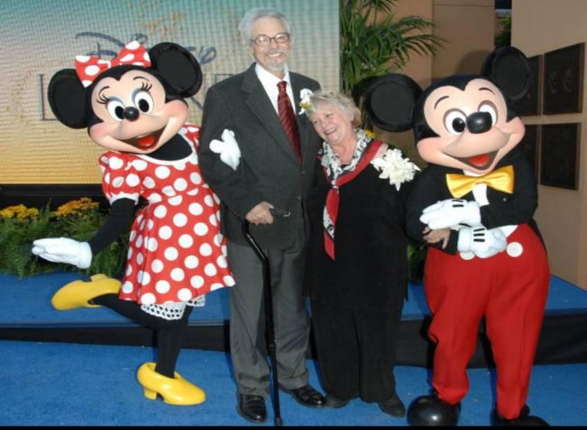 ]Souvenirs de la légende de Disney Russi Taylor - Minnie Mouse
