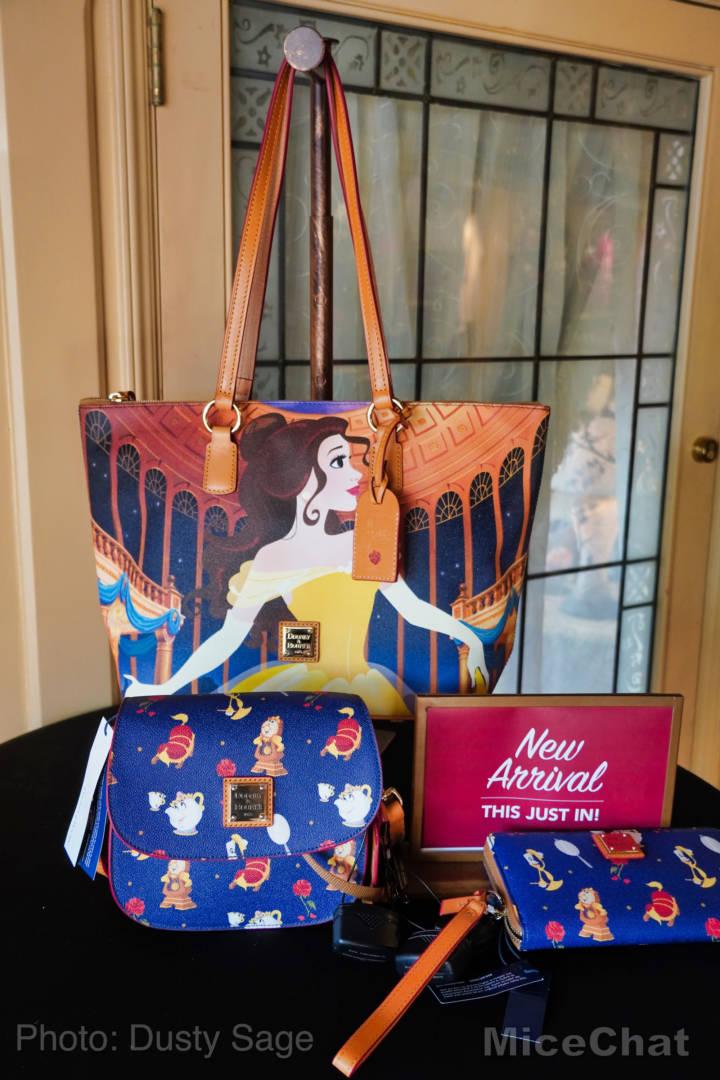Disneyland Beauty And The Beast Dooney Burke Bag Micechat