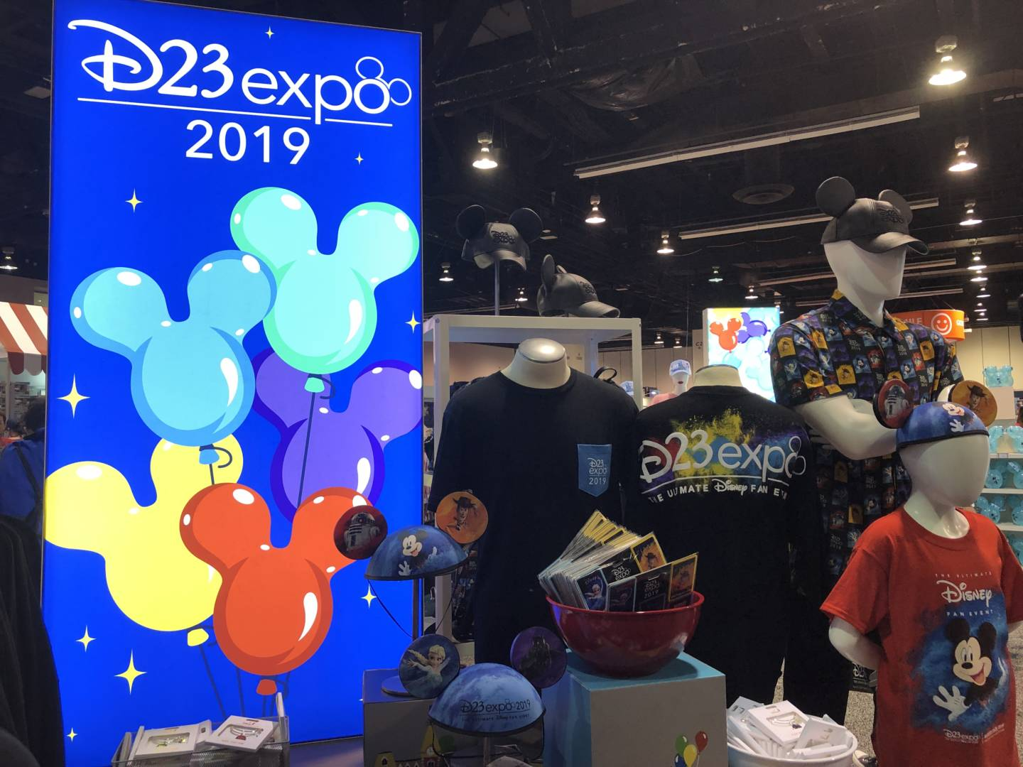 D23 Expo The Best Collectibles From The Disney Store Dream Store And Mickey S Of Glendale