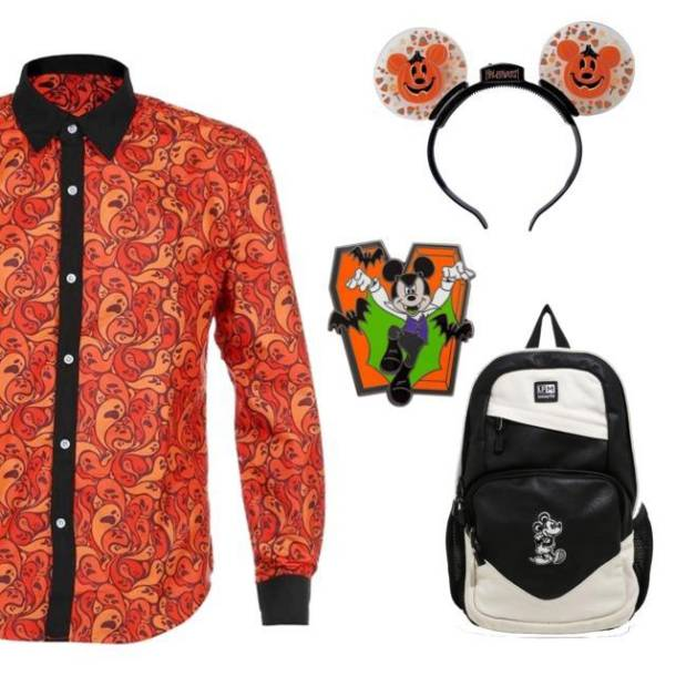 Disney Halloween Shirt Ideas.Disney Inspired Halloween Outfit Ideas