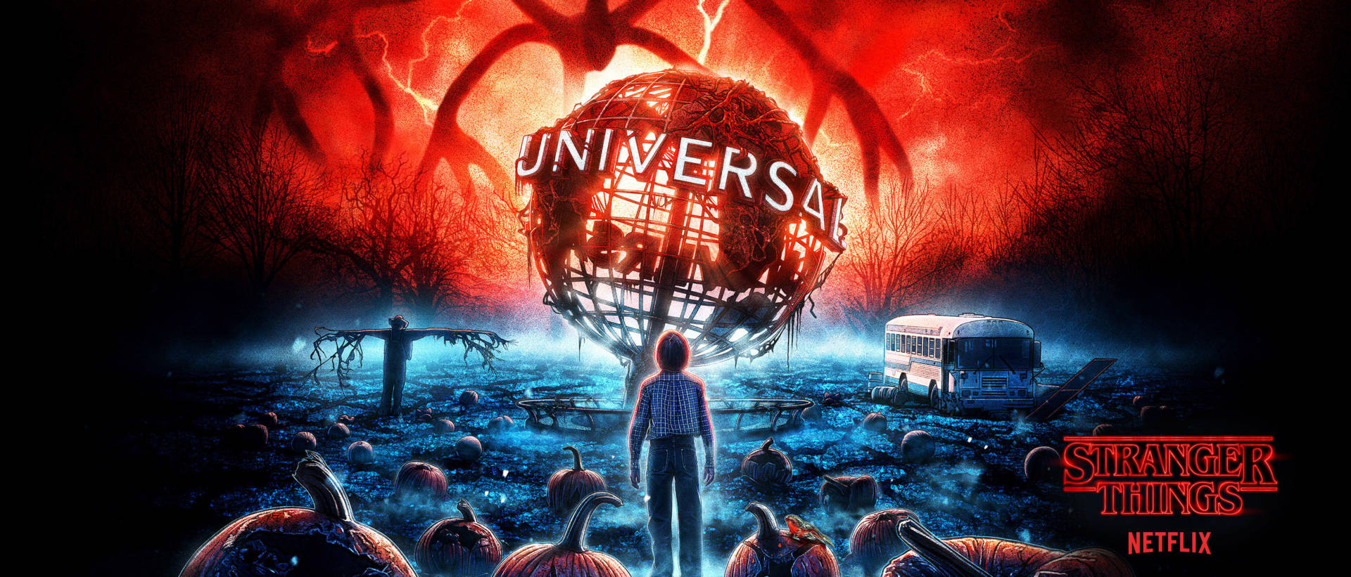 Halloween Horror Nights 2019 Poster.Universal Studios Hollywood Halloween Horror Nights