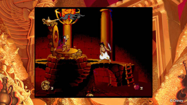 Disney Classic Games, Disney Classic Games: Aladdin and The Lion King Return in Digital Format