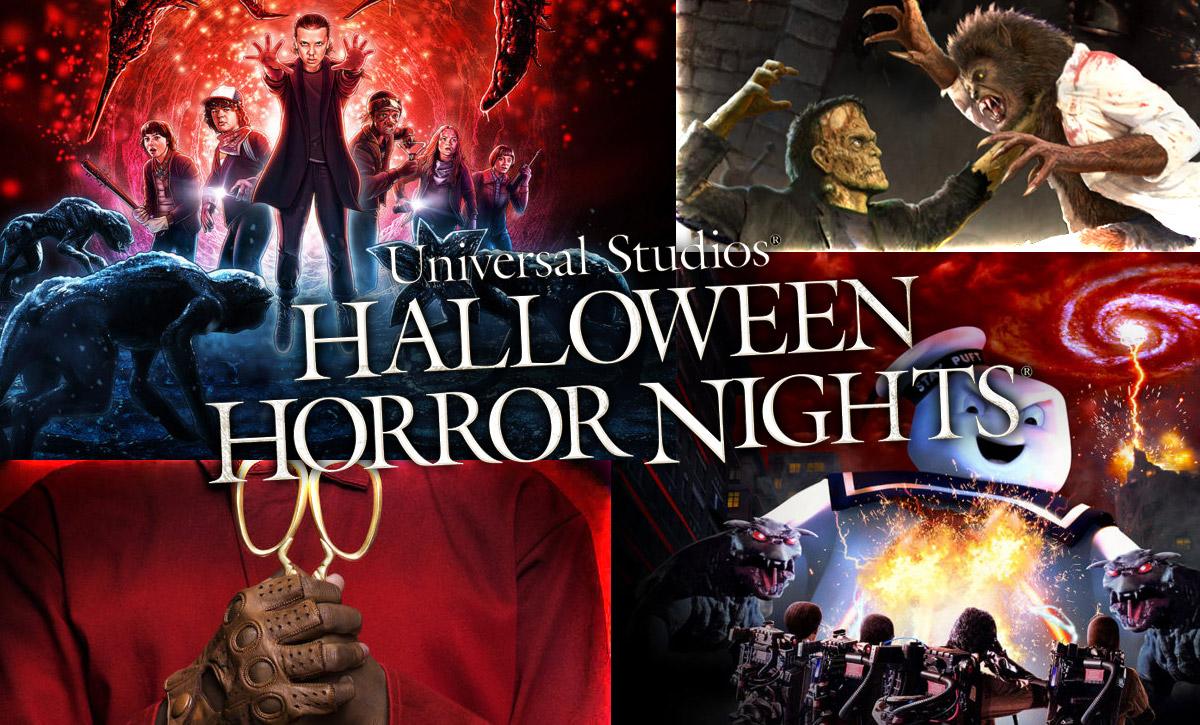 Halloween Horror Nights Adds Humor at Universal Studios