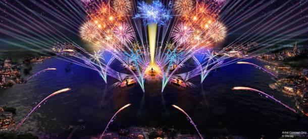 nous continuons… Adieu aux Illuminations: Reflets de la Terre