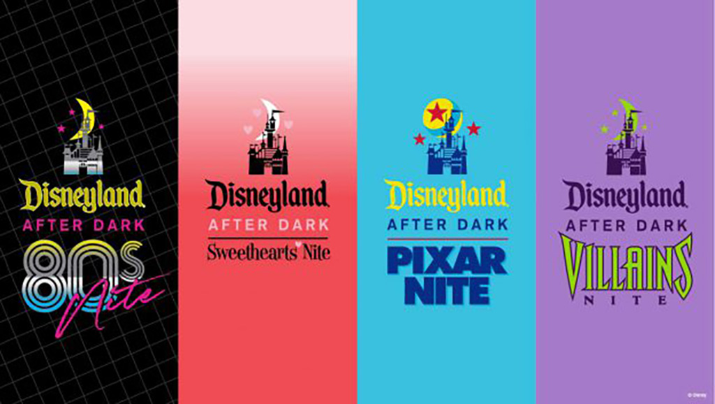 Disneyland After Dark 2020, Disneyland After Dark Events Announced for 2020!