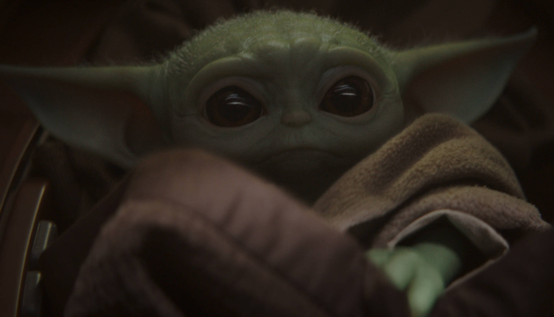 It's Official, We Can Call 'Baby Yoda' Baby Yoda