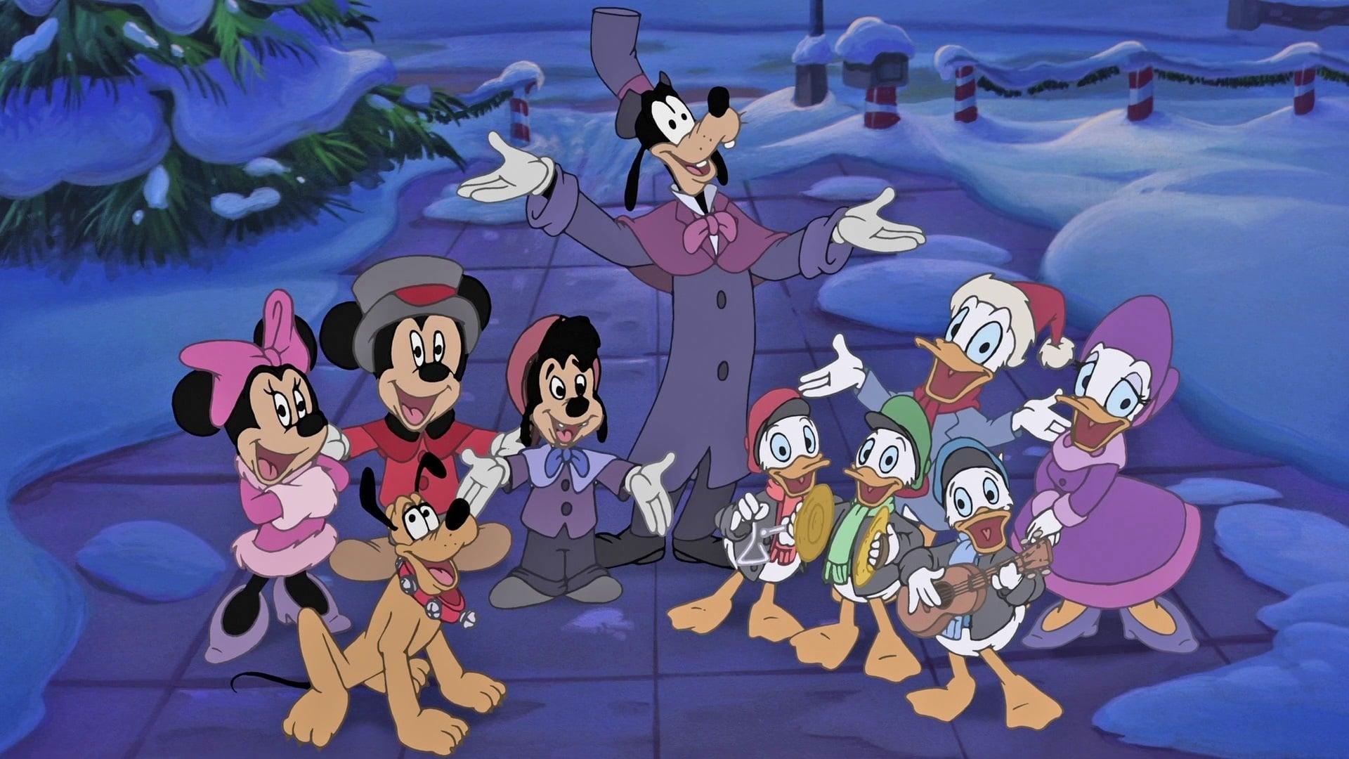 Mickey's Once Upon a Christmas (1999