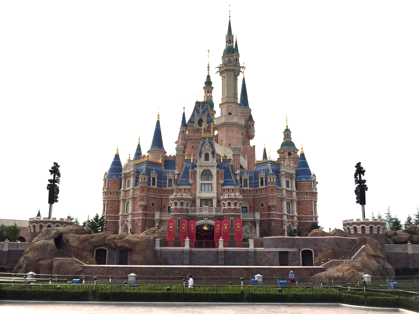 Shanghai Disney Resort Closed Indefinitely Due to Wuhan Virus