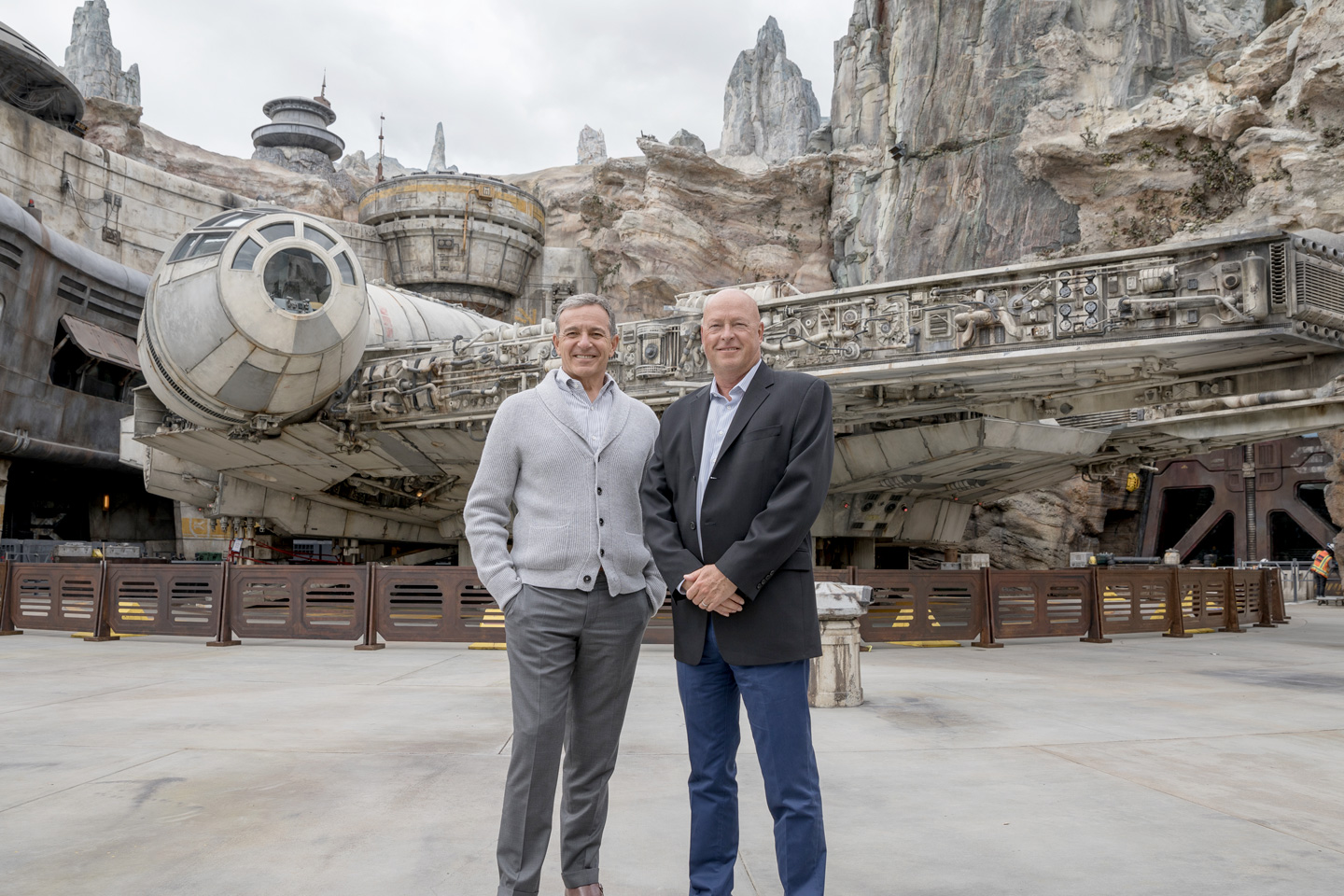 Disney names Bob Chapek CEO; Robert Iger to become executive chairman