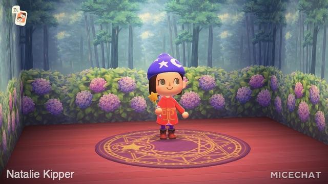Animal Crossing New Horizons Disney Designs Sorcerer Robe Yensid S