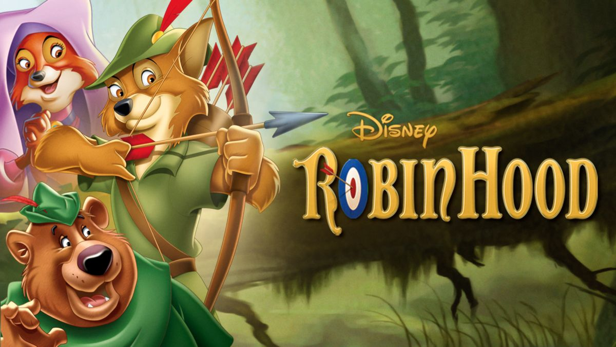 Disney Is Remaking Its 1973 Animated Classic 'Robin Hood' For Disney+