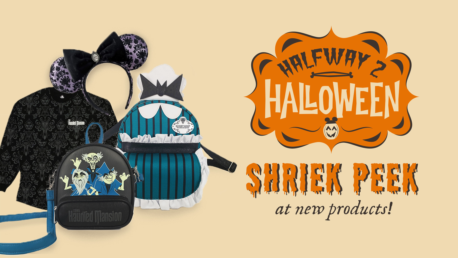 Disneyland Halloween Merch 2020 Spooky Good Disney Halloween Merchandise Is on the Way