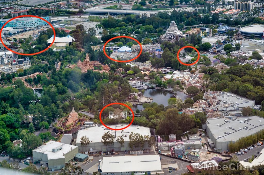 , Disneyland Update - Embrassant la saison effrayante