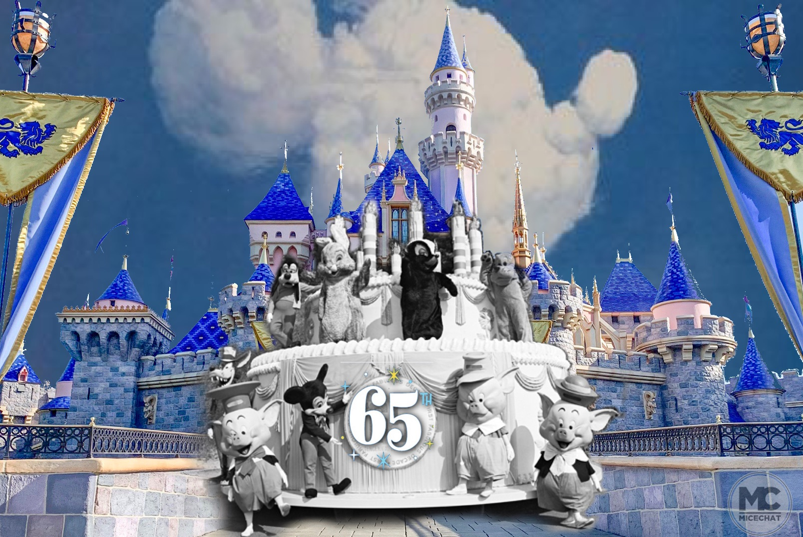 Here S How To Celebrate Disneyland S 65th Anniversary From Home