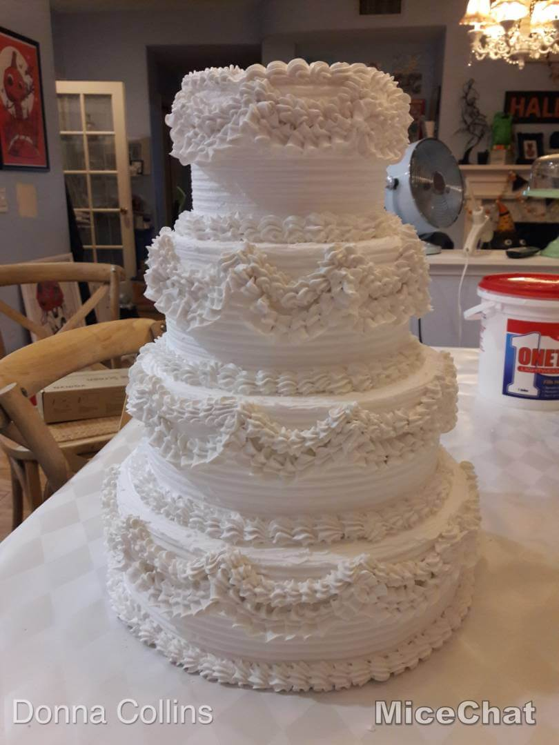 Haunted Mansion Wedding Cake Finished 2 Micechat Micechat