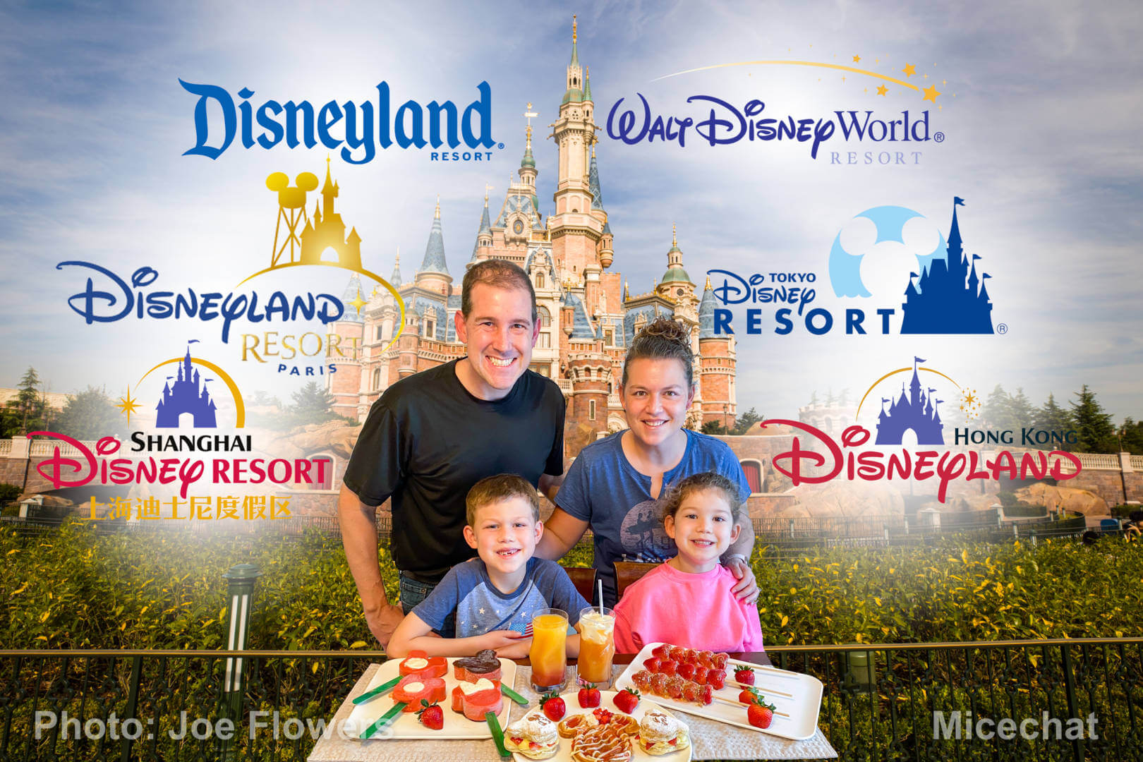 Strawberry Day Treats At Home From EVERY Disney Resort in the World!