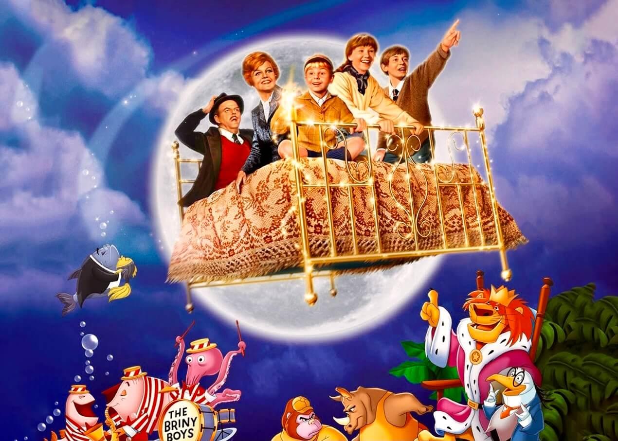 Rediscovering Disney: Robert Stevenson and The Golden Age of Disney Live-Action Films
